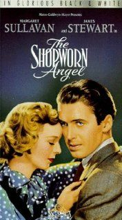 Shopworn Angel [VHS] Margaret Sullavan, James Stewart