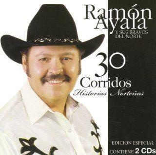 30 Corridos Historias Nortenas Ramon Ayala Music