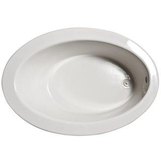 Jacuzzi 62 inch x 43 inch Este Nouvelle Bath Tub