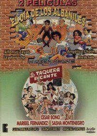 El Dia De Los Albañiles 1 & 2 ALFONSO ZAYAS, CESAR BONO
