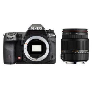 200 f/3.5 6.3 DC II   Achat / Vente REFLEX PENTAX K5 II + SIGMA 18 200