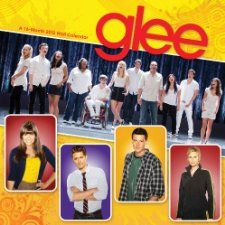 Glee 2012 Wall Calendar DateWorks 0057668825209 Books