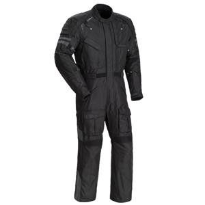 TourMaster Centurion One Piece Suit (LARGE) (BLACK/BLACK)