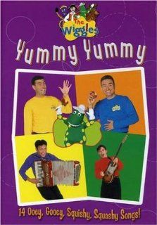 The Wiggles Yummy Yummy Greg Page, Murray Cook, Jeff