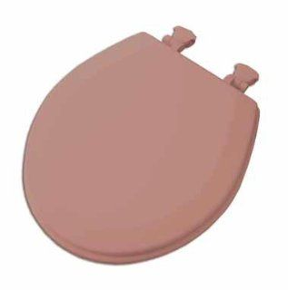 Bemis Mfg Toilet Seat Molded Wild Rose 44EC 243