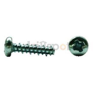 DrillSpot 0142865 6 x 1.75 Pan Head Phillips Plastic Thread Rolling