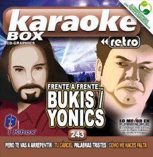 KBO 243 Frente A Frente Yonics, Bukis(Karaoke) Los Bukis