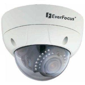 EHD500IR Outdoor IR Vandal Dome, 3 Axis Gimbal, Surface or