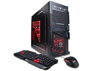 CYBERPOWERPC Gamer Ultra GUA380 AMD FX 4100 3.60 GHz Gaming Computer