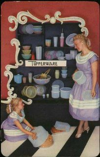 (No. THP 244) Earl Silas Tupper, Brownie Wise Books