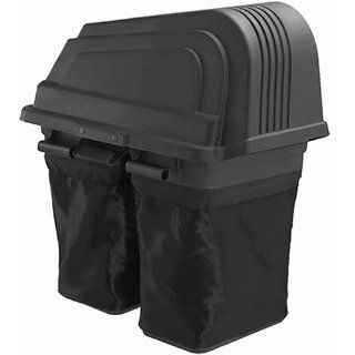 Husqvarna H238SL 38 Inch Soft Bin Double Bagger Patio