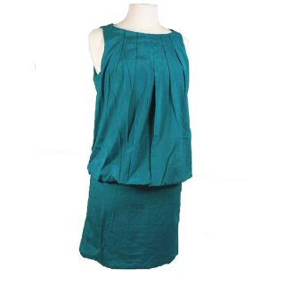 Bags Womens Turquoise Silk Dress
