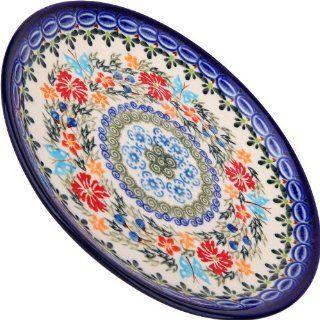 Polish Pottery Ceramika Boleslawiec, 1102/238, Dessert
