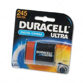 Duracell® Ultra High Power Lithium Battery, 245, 6V Office Products