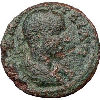 GORDIAN III 238AD Odessos Thrace Ancient Roman Coin Tyche