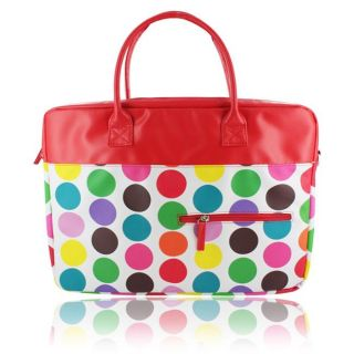 Jackie Eye Candy Laptop Tote