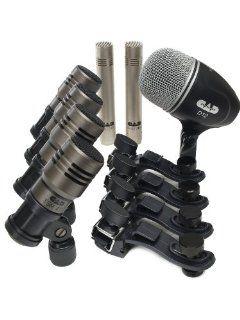 CAD Audio TOURING7 Premium 7 piece Drum Microphone Pack