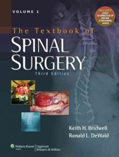 The Textbook of Operative Spine Surgery