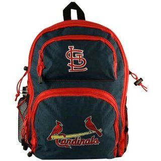 St Louis Cardinals Kids Embroidered Team Logo Backpack