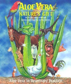 Aloe Vera Natures Gift: David Urch: 9780953656905: Books