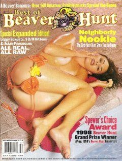 HUSTLER BEST OF BEAVER HUNT VOLUME #22 1999 HUSTLER