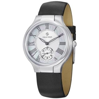 Philip Stein Womens Novelties Mother Of Pearl Dial Quartz Watch