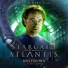 Meltdown (Stargate Atlantis) David a Mcintee 9781844354078