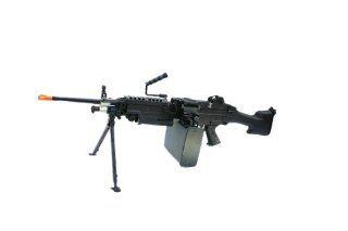 Echo 1 Model 249 PARA Airsoft Machine Gun airsoft gun