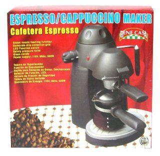 Bene Casa Deluxe Espresso/ Cappuccino Maker Kitchen