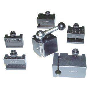 II Micro Quick Change Tool System Set   Model 251 075