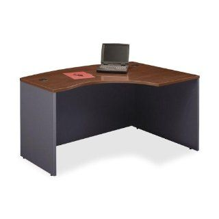 Bush Industries WC24422 Right L Bow Desk, 58 7/8 in.x42 7