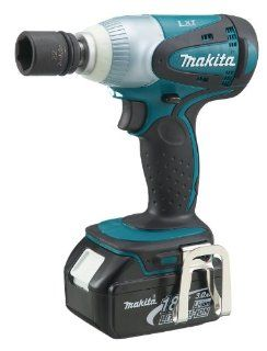 Makita BTW251 18 Volt 1/2 Inch LXT Lithium Ion Cordless Impact Wrench