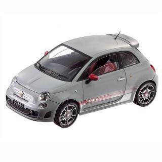 Mondo Motors Fiat 500 Gris uni   Achat / Vente VEHICULE MINIATURE