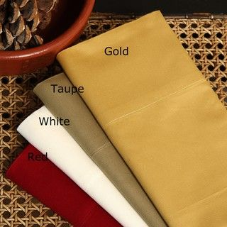 Egyptian Cotton Sateen 400 Thread Count 6 piece Full size Sheet Set