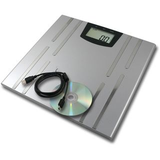 American Weigh BioWeigh USB BMI Fitness Body Scale