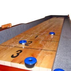 Trademark Poker Deluxe 10 foot Professional Quality Shuffle Board