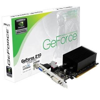 210 512Mo Low Profile Passive   Carte graphique NVIDIA GeForce 210