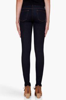 J Brand Super Skinny Dark Blue Jeans for women