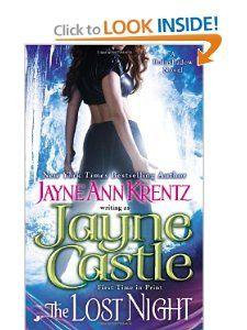 The Lost Night (A Rainshadow Novel) Jayne Castle 9780515152845