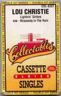 Lou Christie ~ Lightning Strikes / Rhapsody In The Rain