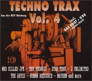 Techno Trax Vol.4 Musik
