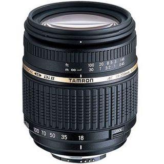 Tamron 18 250mm F3.5 6.3 Lens for Nikon SLR Camera