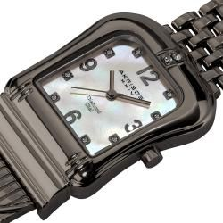 Akribos XXIV Womens Quartz Buckle Bracelet Watch