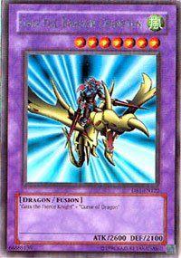 YuGiOh Dark Beginning 1 Gaia the Dragon Champion DB1 EN122
