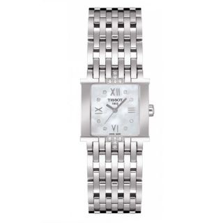 Tissot Womens Six T Mother of pearl Dial Watch