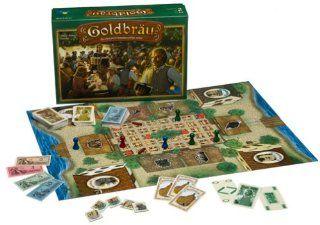 Goldbrau Board Game Toys & Games