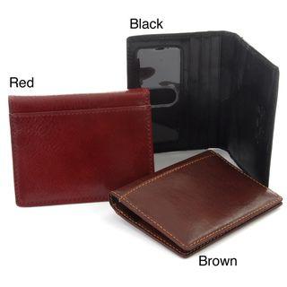 Tony Perotti Ultimo ID Window Weekend Travel Wallet