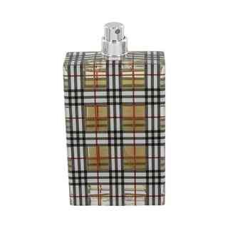 Burberry Brit Womens 3.3 ounce Eau De Parfum Spray (Tester