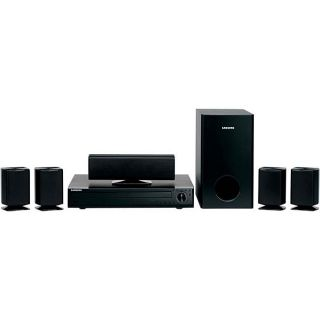 Samsung HT Z410T 5 disc DVD Home Theater System (Refurbished