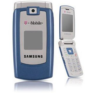 Samsung T409 Blue GSM Unlocked Cell Phone